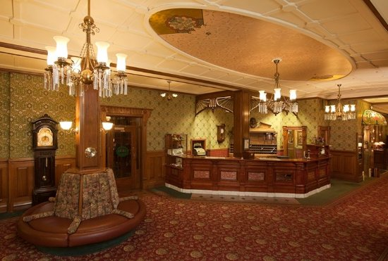 Strater Hotel: Lobby