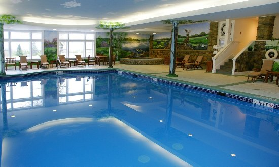 Whitefield, Нью-Гэмпшир: Indoor Pool