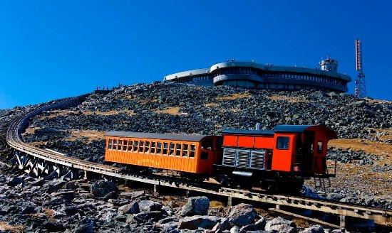 Whitefield, Нью-Гэмпшир: The Cog Railway