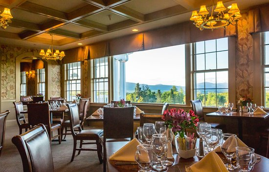 Whitefield, NH: Havest Restaurant