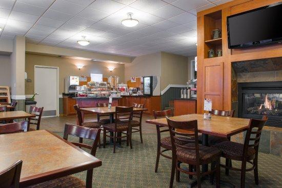 Everett, WA: Breakfast Area