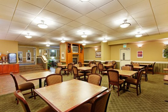 Everett, WA: Guest Dining Lounge