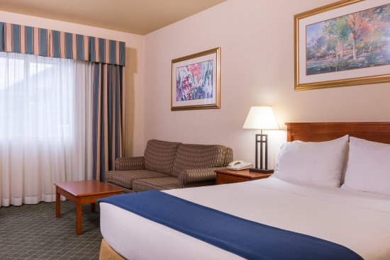 Everett, WA: ADA/Handicapped Accessible Queen Guest Room