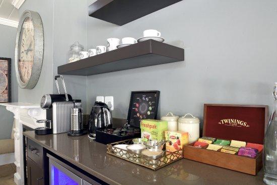Grahamstown, Sudáfrica: Tea and Coffee