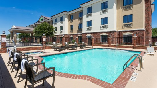 Holiday Inn Express Midland Loop 250 Updated 2018 Prices Hotel Reviews Tx Tripadvisor