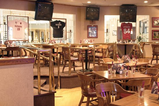 Holiday Inn Somerset-Bridgewater: Upper Level