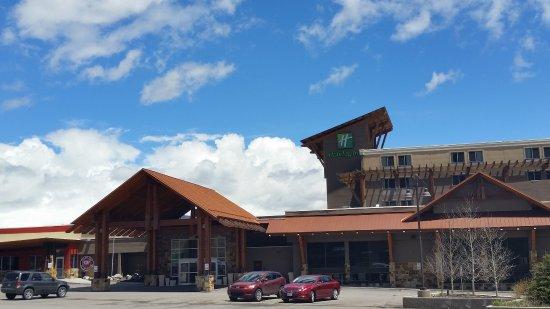 Frisco, CO: Hotel Exterior