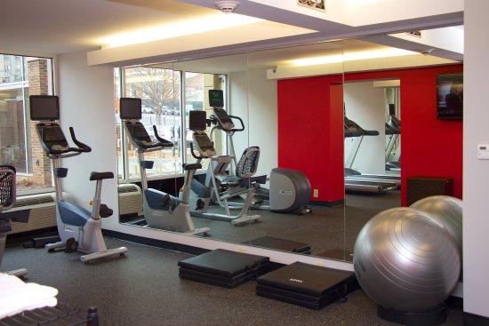 Atenas, GA: State of the art Precor Equipment for a true workout