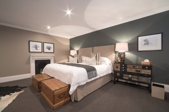 Grahamstown, South Africa: Luxury Suite 1