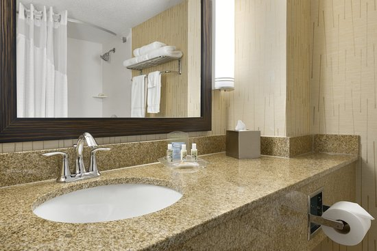 Holiday Inn & Suites Duluth Downtown: Guest Bathroom