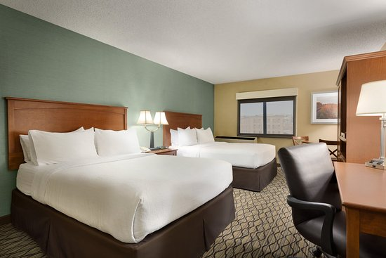Holiday Inn & Suites Duluth Downtown: Double Bed Guest Room