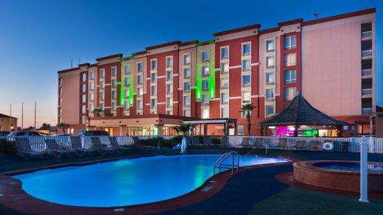 Holiday Inn Corpus Christi - N. Padre Island: Exterior Feature