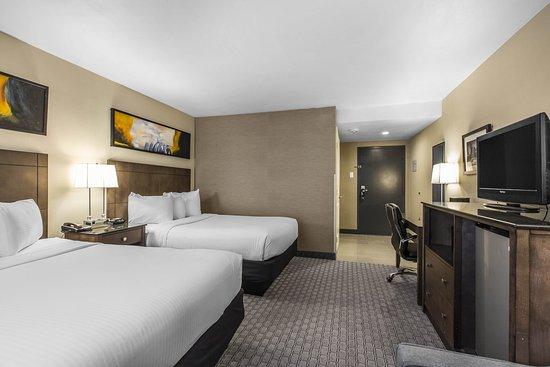 Laguna Hills, Kalifornia: Guest room