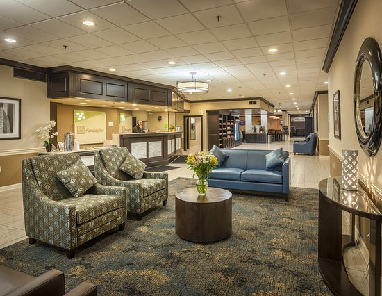 Strongsville, OH: Hotel Lobby