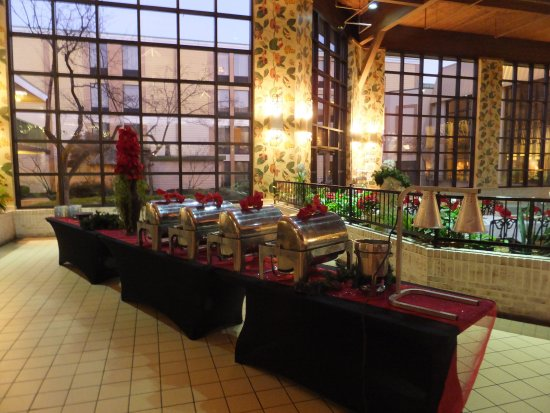Perrysburg, OH: Banquet in Jackson Square