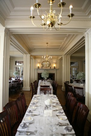 Lincklaen House: Main Dining Room