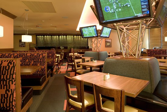 เลกวูด, โคโลราโด: Family friendly restaurant at the Holiday Inn Denver Lakewood