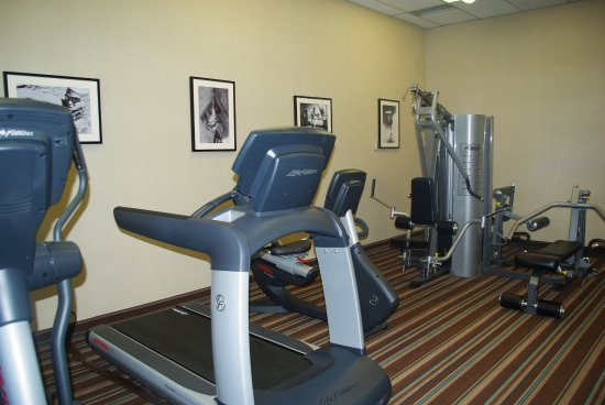 Lakewood, CO: Bring your running shoes when traveling to this Denver hotel
