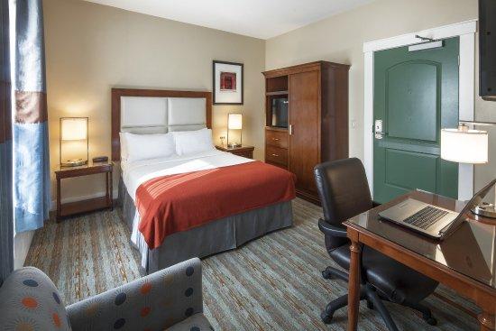 Holiday Inn Express Santa Barbara: Room Assigned at Check in