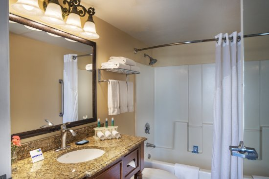 Holiday Inn Express Santa Barbara: Guest Bathroom
