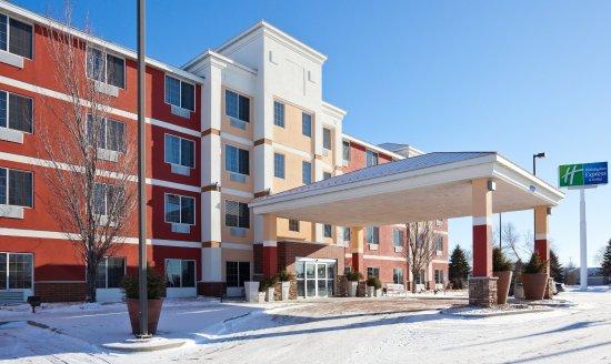 Saint Cloud, มินนิโซตา: Holiday Inn Express & Suites St. Cloud