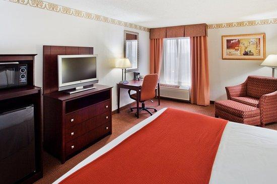 Douglasville, جورجيا: Single Bed Guest Room
