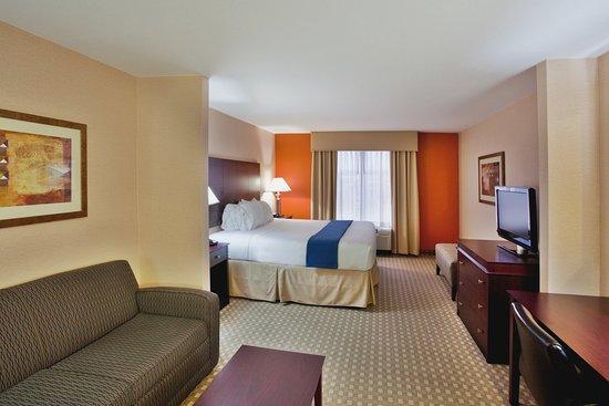 McDonough, GA: King Bed Guest Room