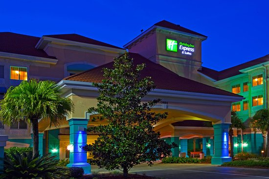 Holiday Inn Express Hotel and Suites Orlando-Lake Buena Vista South: Hotel Exterior