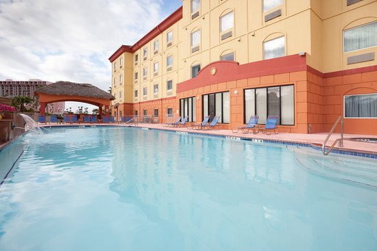 Holiday Inn Express Hotel & Suites- South Padre Island: Swimming Pool