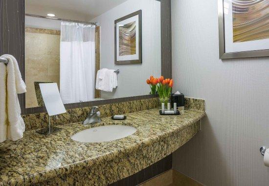 Culver City, Kaliforniya: Guest Bathroom