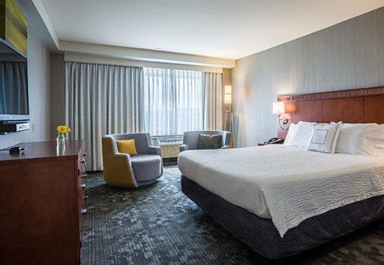Culver City, Kaliforniya: King Suite Bedroom