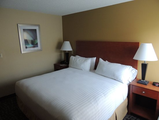 Trussville, AL: King Bed Guest Room