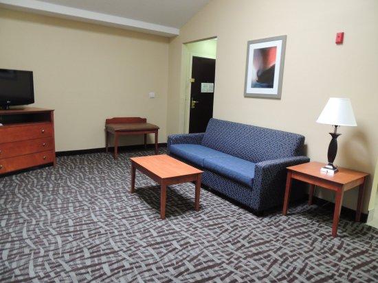 Trussville, ألاباما: Presidential Suite