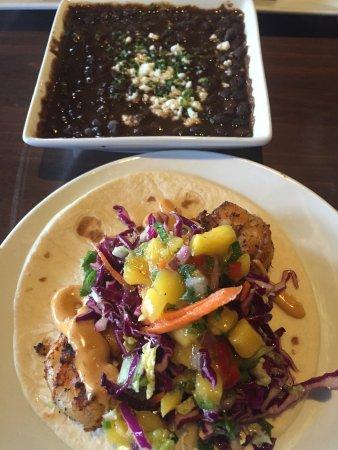 Neptune Beach, FL: Blacken Shrimp Taco