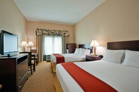 แฮร์ริแมน, เทนเนสซี: Queen Bed Guest Room.Rest and relax .