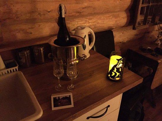 Banff Log Cabin B&B: received_10158461475105323_large.jpg