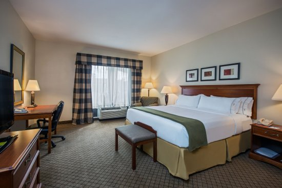 Flowood, MS: Comfortable King Bed Guest Room