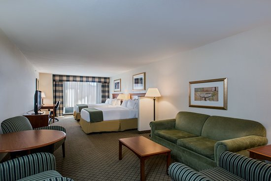 Flowood, Μισισιπής: Spacious and comfortable Two Queen Suite