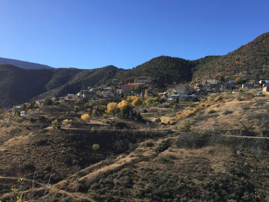 View of Jerome from State Historic Park