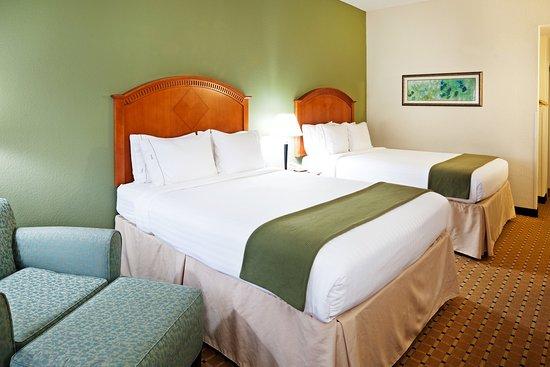 Gastonia, Carolina do Norte: Queen Bed Guest Room