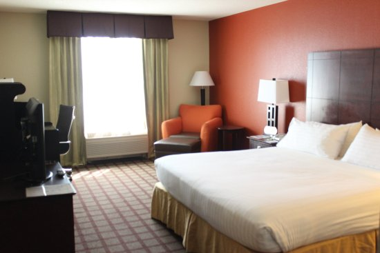 Algonquin, อิลลินอยส์: King Bed Guest Room