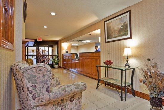 Kernersville, Северная Каролина: Hotel Lobby