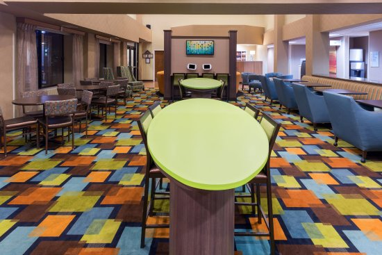 Holiday Inn Express Henderson: Dining Room