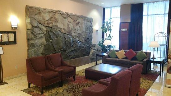 Holiday Inn Seattle Downtown: Lobby