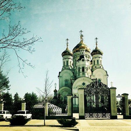 Donetsk Oblast, Ukraina: Ukrainian Orthodox Church in Horlivka, Dontesk Oblast, Ukraine