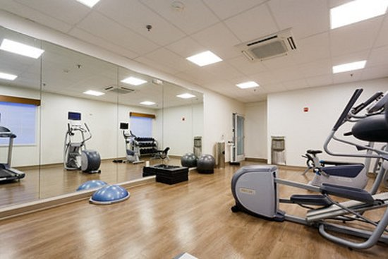 Holiday Inn Express Reading: Fitness Center