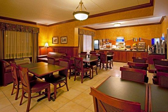 บริดจ์วิลล์, เพนซิลเวเนีย: Breakfast Area