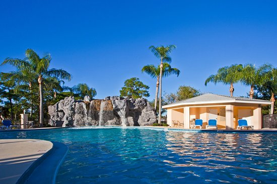 Port Saint Lucie, Floryda: Swimming Pool