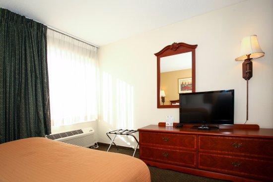 Econo Lodge Inn & Suites: King Room