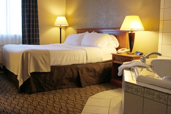 Holiday Inn Alexandria: King Whirlpool Room (KOTN)